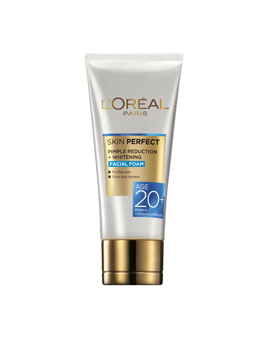 3d285f0049a LOreal Paris Skin Perfect Pimple Reduction Plus Whitening Facial Foam Face  Wash