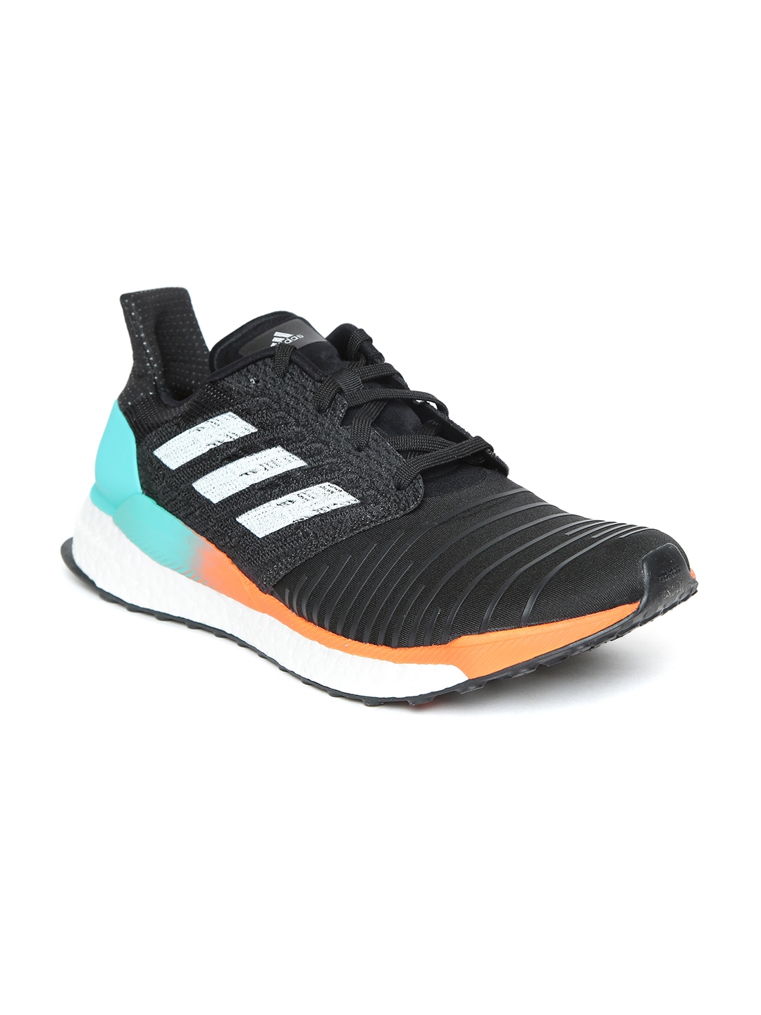 357c4da8eebc9 Buy ADIDAS Men Black Solar Boost Running Shoes - Sports Shoes for ...