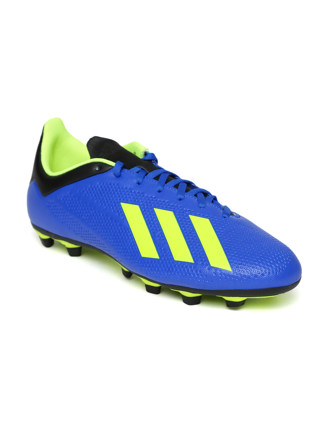 Escandaloso Izar Absoluto  Buy ADIDAS Men Blue X 18.4 FG Football Shoes - Sports Shoes for Men 6382932  | Myntra