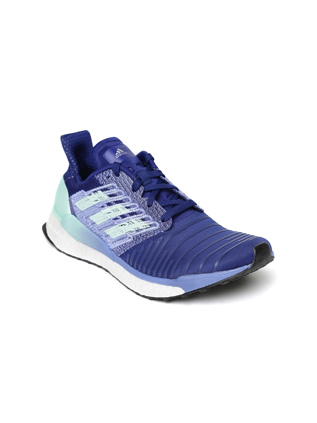 1320f2d2d75 Buy ADIDAS Women Blue Solar Boost Running Shoes - Sports Shoes for ...