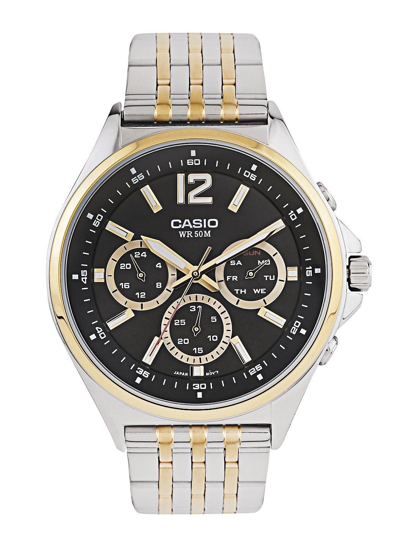 Casio Enticer Men Dial Watch MTP E303SG 1AVDF A959