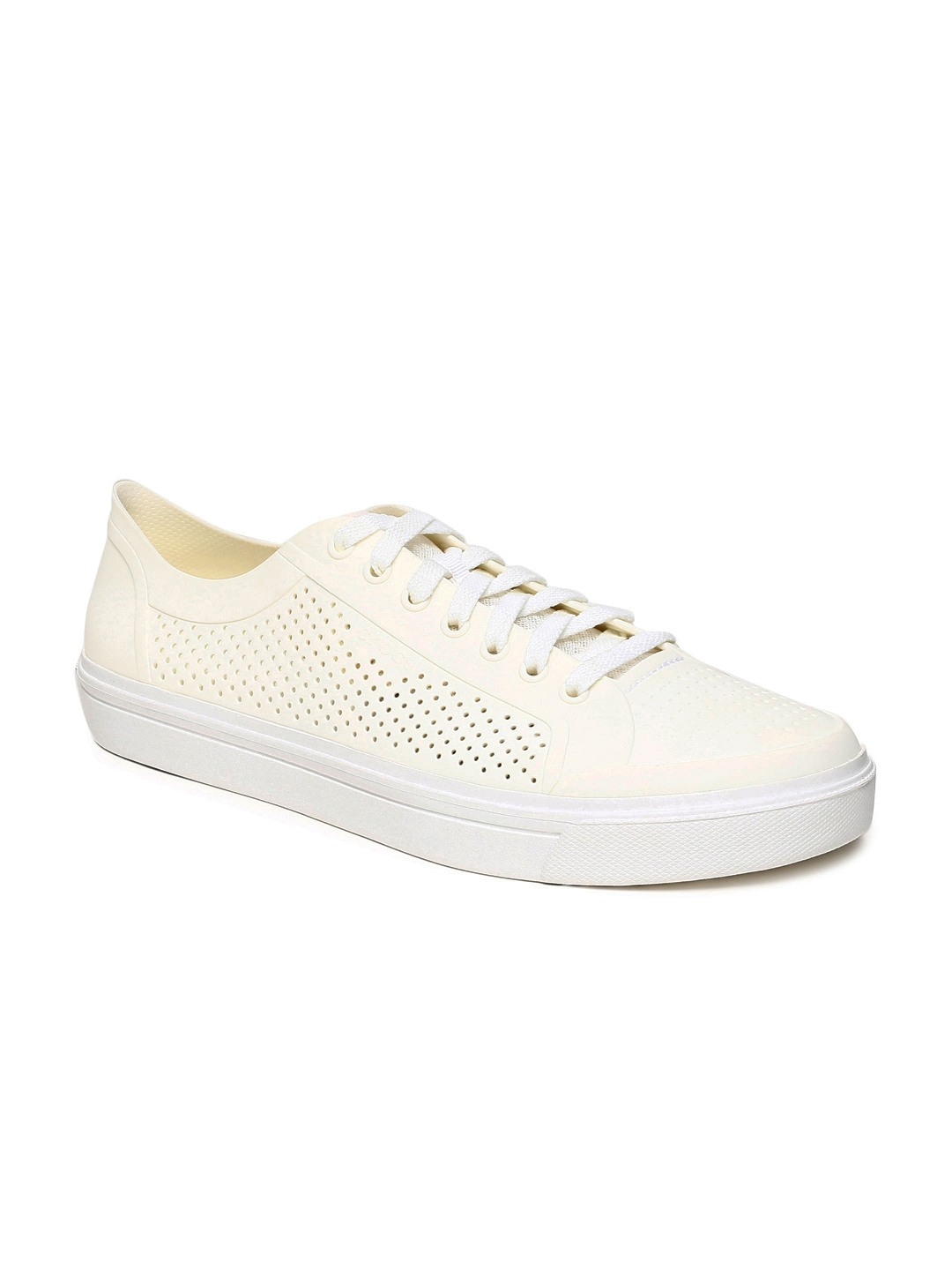 cfa3a8174 Crocs Men White Citilane Roka Court Sneakers. This product is already at  its best price