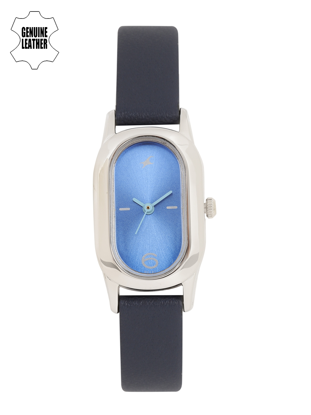 0dcab3a40 Buy Fastrack Women Blue Analogue Watch NK6126SL01 - Watches for ...