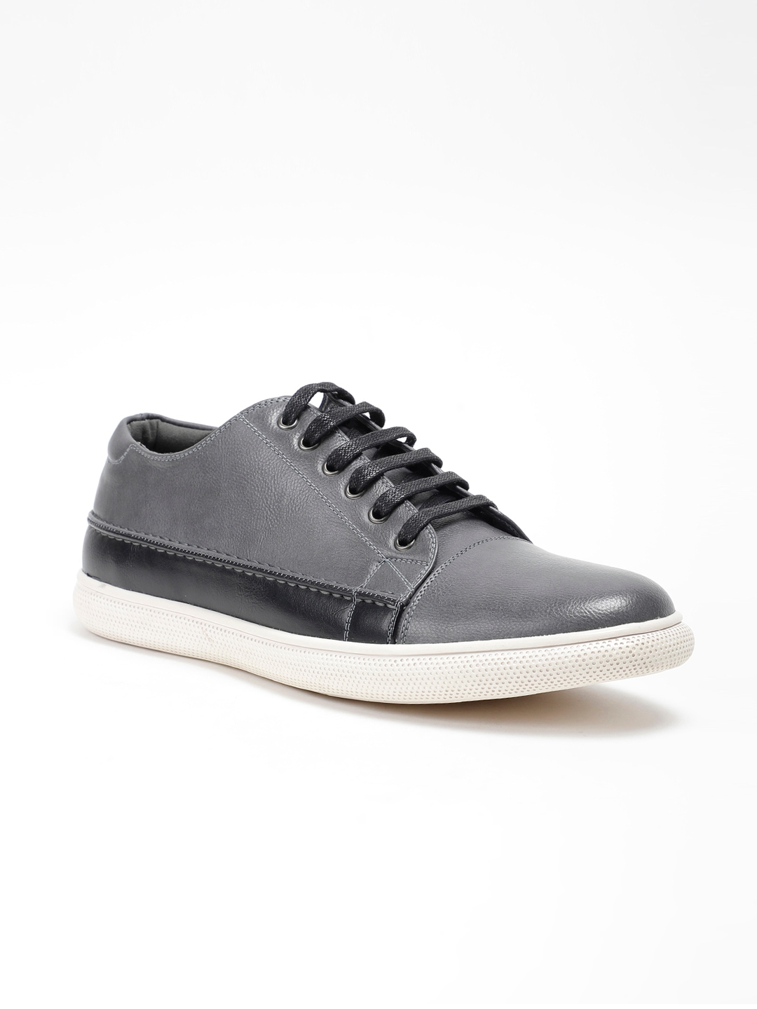 Grey Sneakers - Casual Shoes for Men