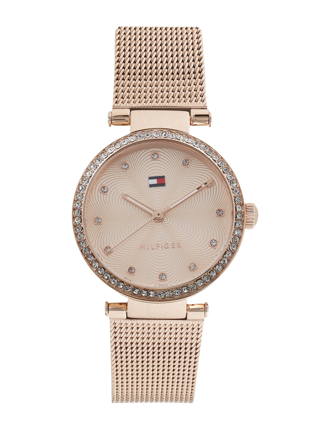 3bc51070e Tommy Hilfiger Women Rose Gold Analogue Watch TH1781865. Best Price: ...