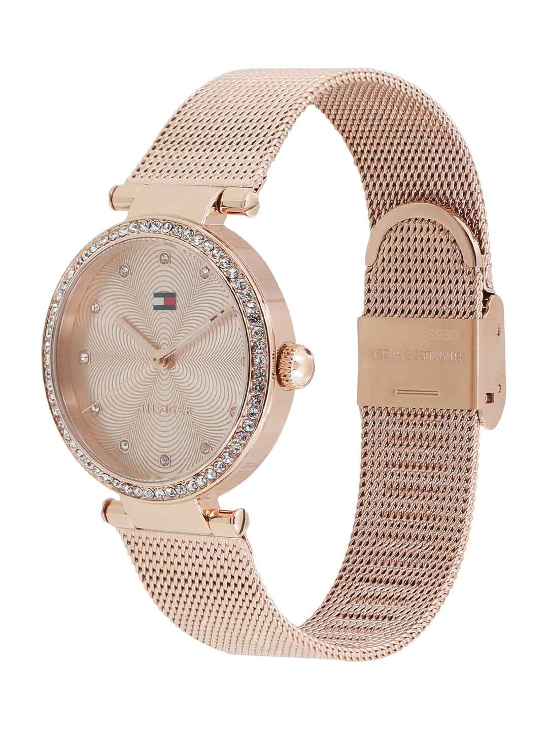 4376d02220 Buy Tommy Hilfiger Women Rose Gold Analogue Watch TH1781865 ...