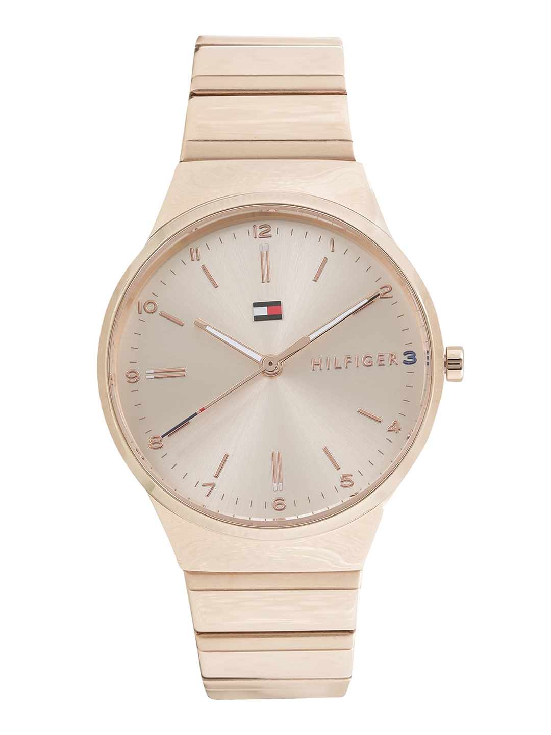 77e9a0546 Buy Tommy Hilfiger Women Rose Gold Analogue Watch TH1781799 ...