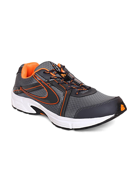 Buy Duke Men Grey Running Shoes
