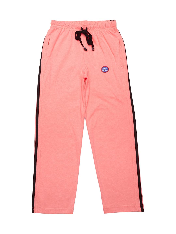 Vimal Jonney Boys Pack Of 2 Peach Colour Pink Regular Track Pants