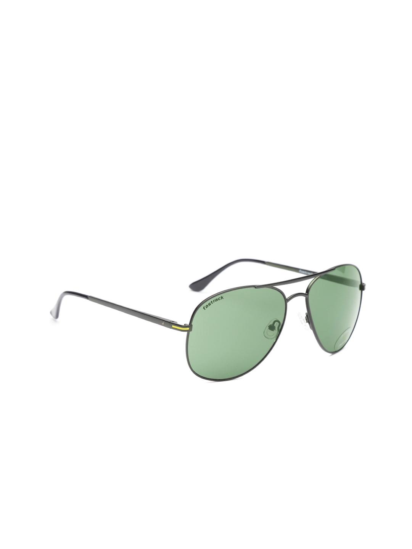 5a00655aed Buy Fastrack Men UV Protected Aviator Sunglasses NBM182GR2I ...