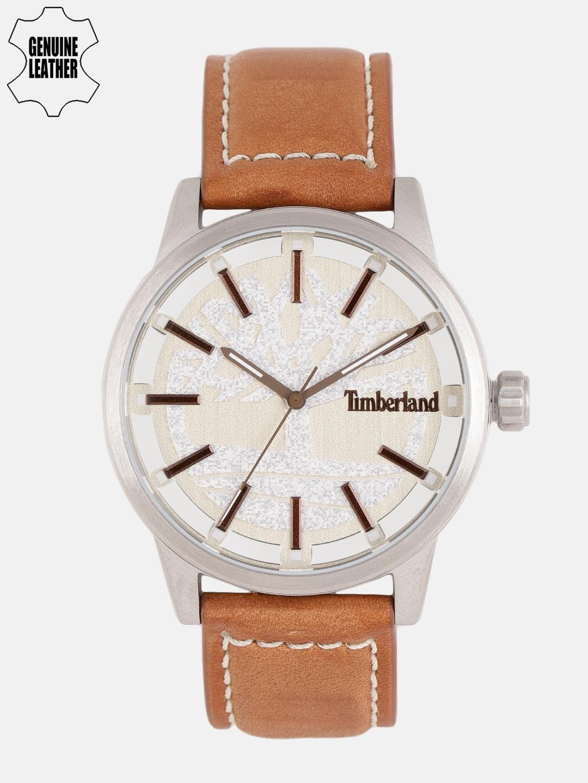 6b019142f Buy Timberland Men Off White Analogue Watch TBL.15362JS 20 - Watches ...