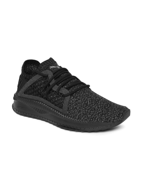 6c92f4105e097e Buy Puma Unisex Black TSUGI NETFIT EvoKNIT Training Shoes - Sports ...