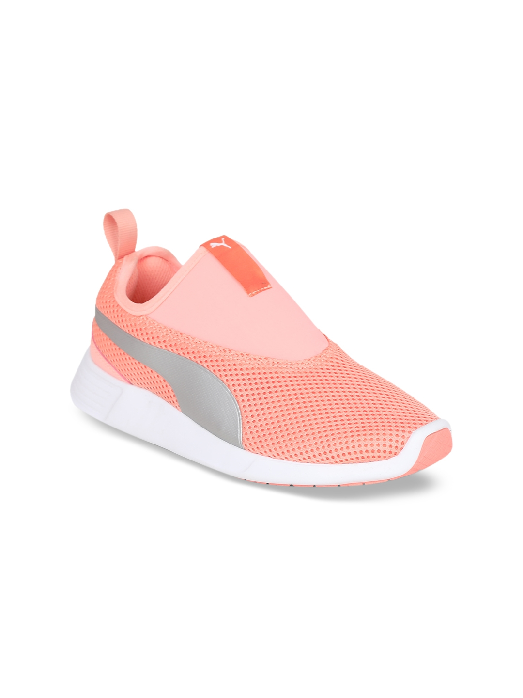 Buy Puma Women Coral Pink ST Trainer Evo Slip On V2 IDP Running ... c232317c91