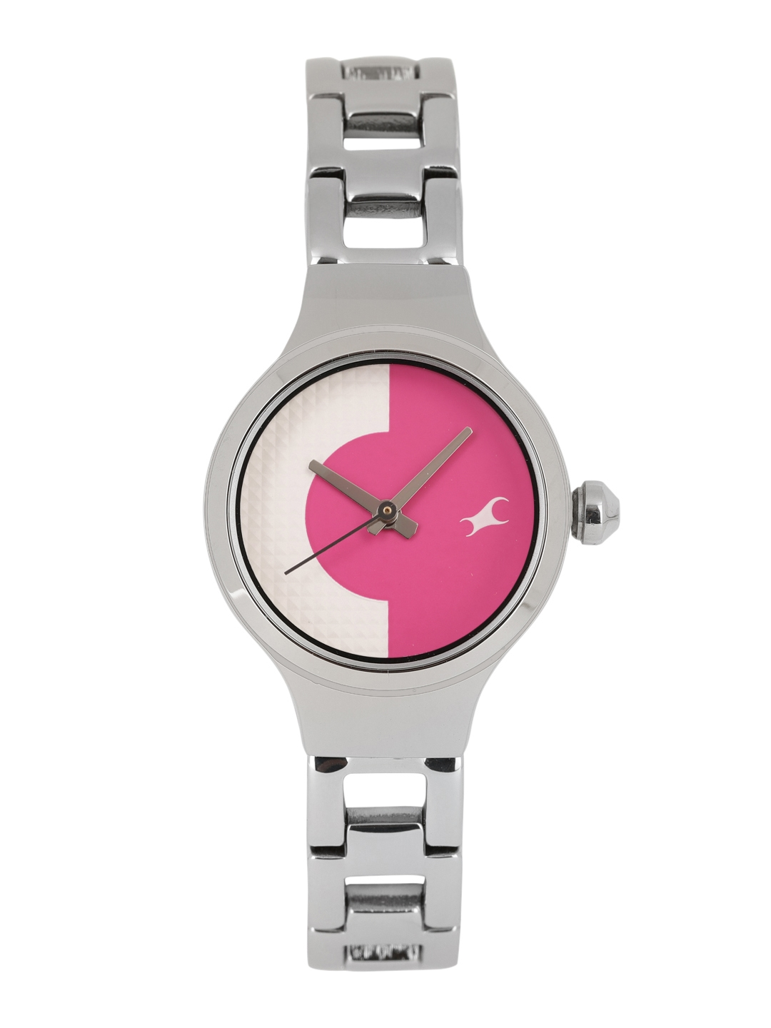 052d3a5d3 Buy Fastrack Women Pink Analogue Watch NK6134SM02 - Watches for ...