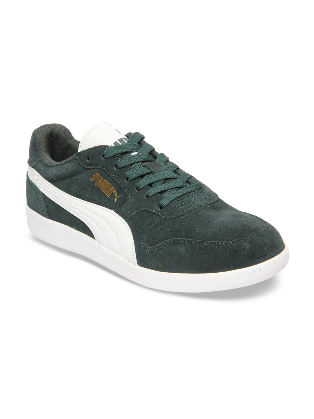 1ef284e6f10e Buy Puma Unisex Green Icra Trainer SD Sneakers - Casual Shoes for ...