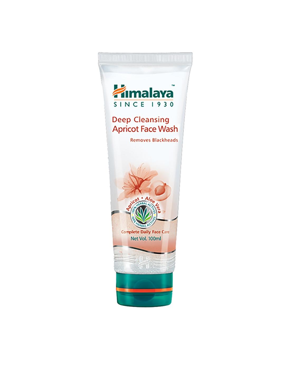 Himalaya Deep Cleansing Apricot Face Wash 100ml