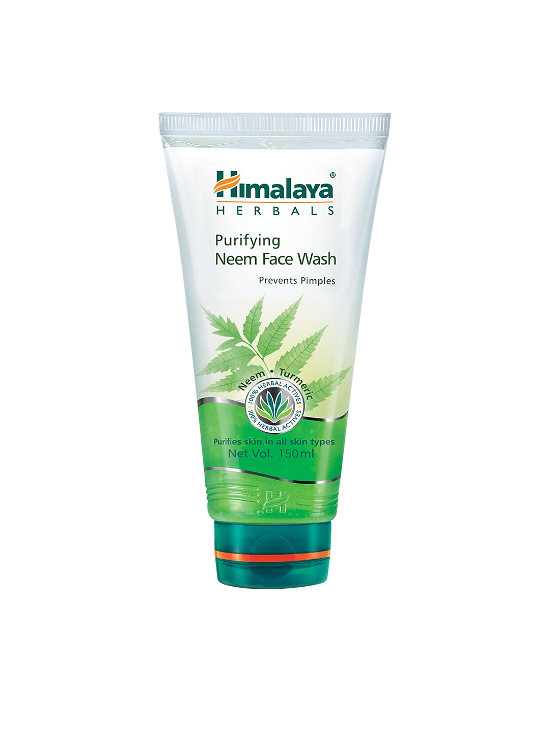 Himalaya Unisex Purifying Neem Face Wash 150 ml