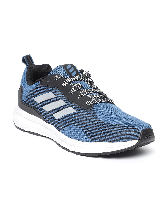 pretty nice 19617 7efb8 ADIDAS Men Blue Running Shoes