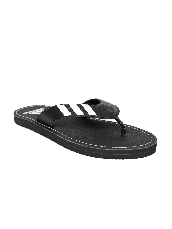 1473493cae77dc Buy ADIDAS Men Black Coset Printed Thong Flip Flops - Flip Flops for ...
