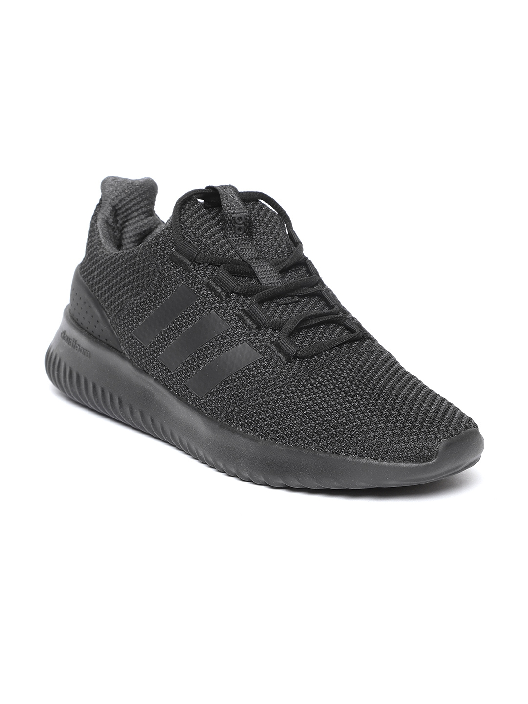 best cheap a7f92 582ea ADIDAS Originals Men Black EQT BASK ADV Woven Design Sneakers