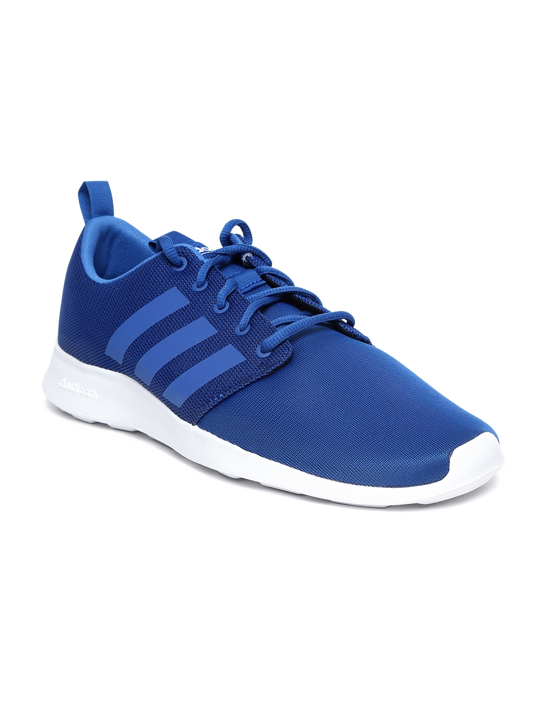 879c39aa0d0f1 Buy ADIDAS Men Blue CF Swift Racer Running Shoes - Sports Shoes for ...