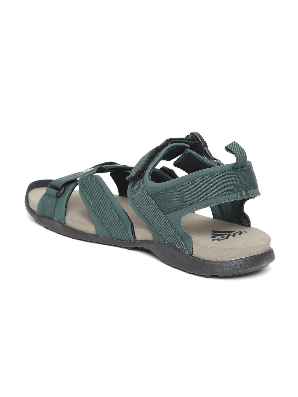 f84588fb5f86 Buy ADIDAS Men Green GLADI Sports Sandals - Sports Sandals for Men ...