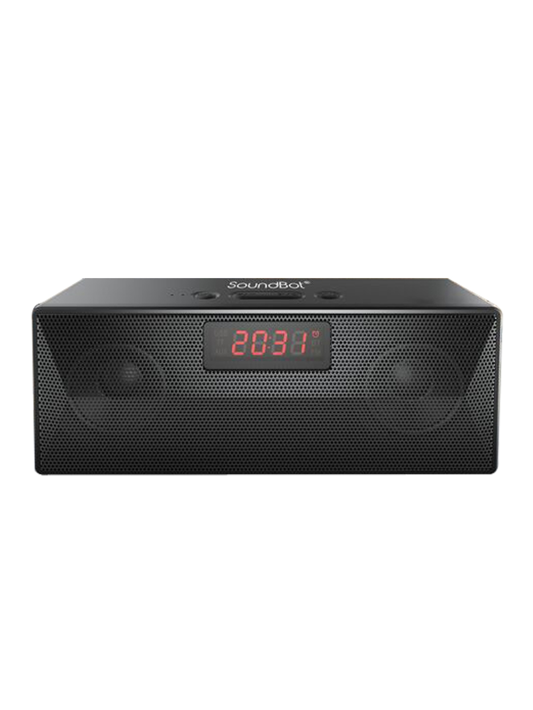 2a22d5dedca SoundBot SB1023 FM Radio Alarm Clock Bluetooth Speaker