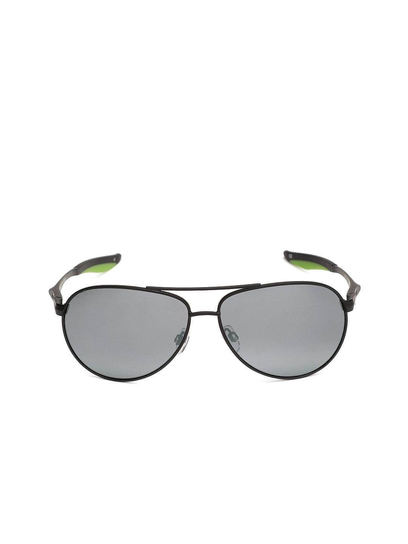 fee6a060a443 Buy Reebok Unisex Aviator Mirrored Sunglasses RBS 7 BLK - Sunglasses ...