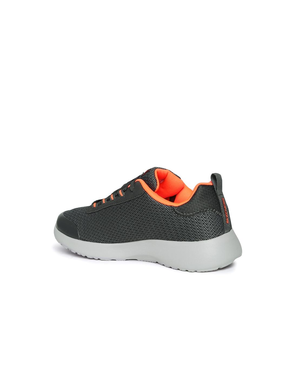 3bf4c019b8d68 Buy Skechers Boys Grey DYNAMIGHT TURBO DASH Running Shoes - Sports ...