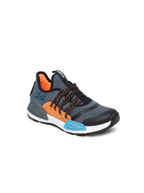 da64b0686b7 Buy Skechers Boys Grey KINECTORS Sneakers - Casual Shoes for Boys ...