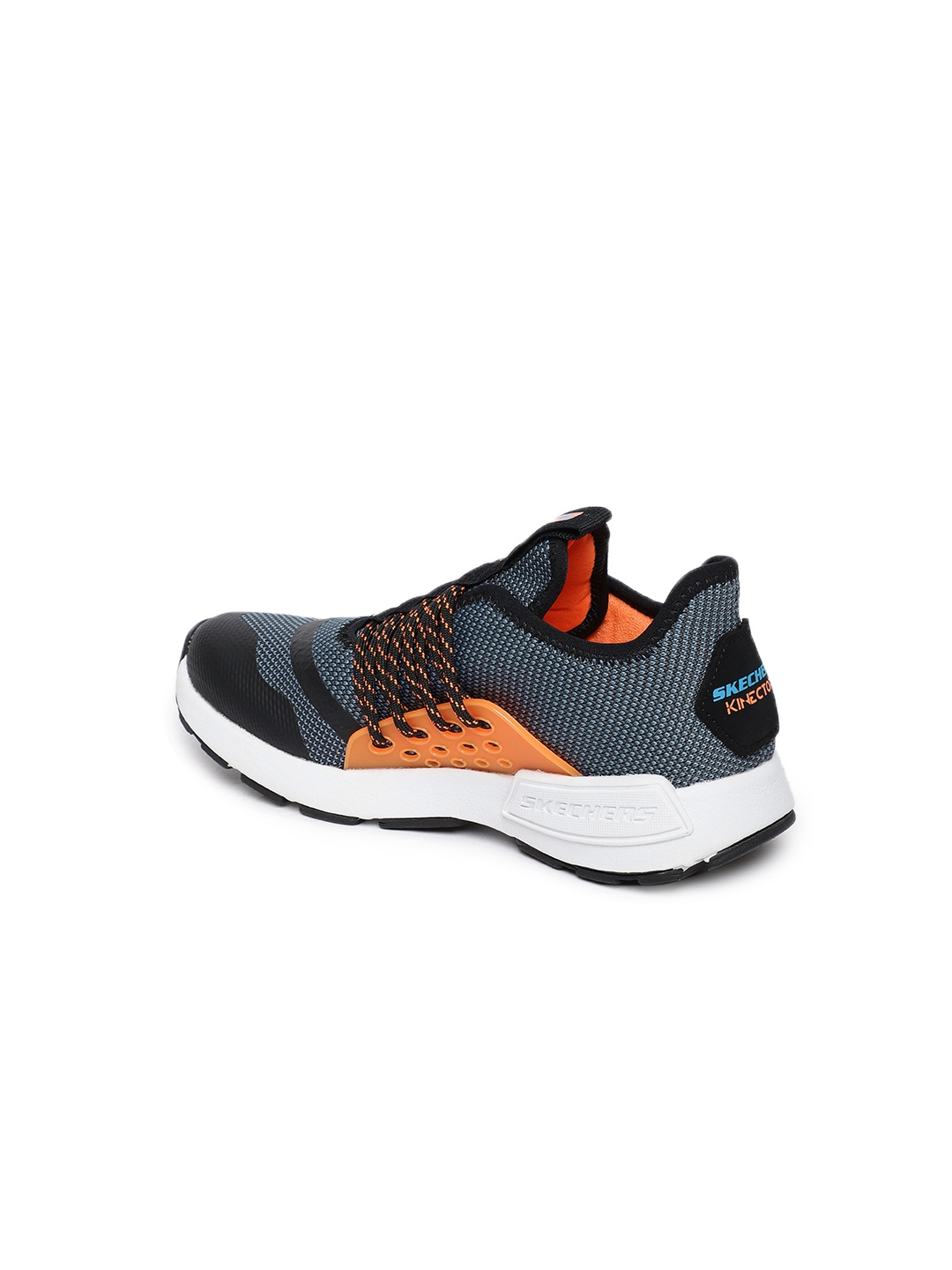 a43c9f32795 Buy Skechers Boys Grey KINECTORS Sneakers - Casual Shoes for Boys ...
