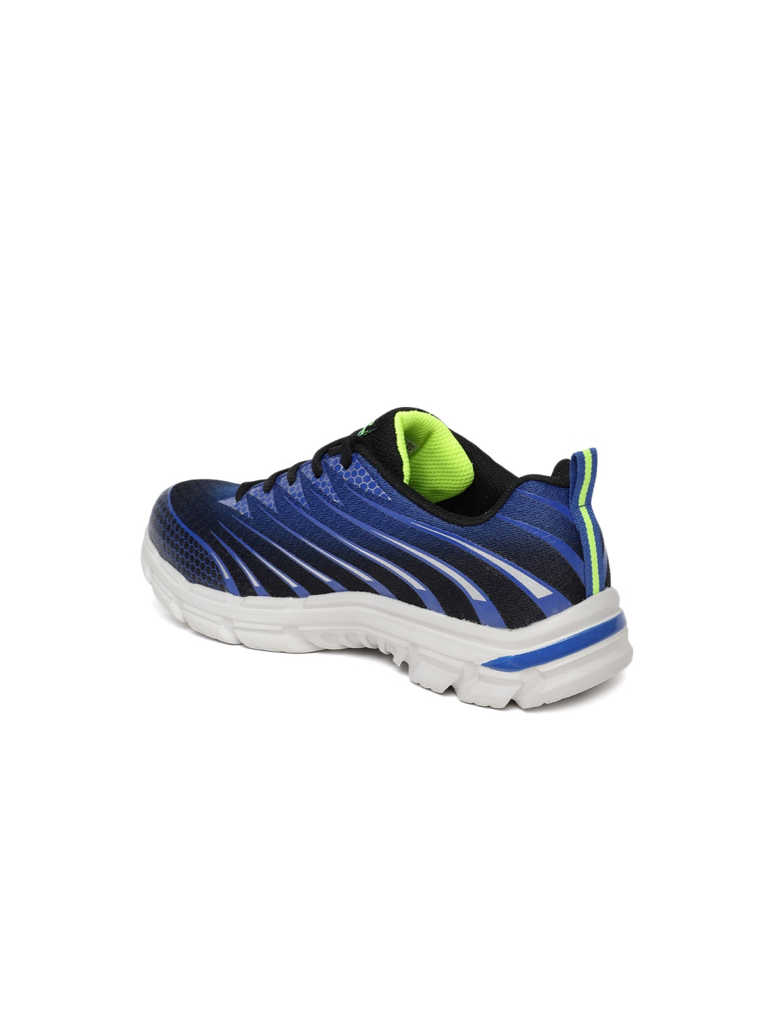 cc72e5a5162f Buy Skechers Boys Blue Nitrate Training Or Gym Shoes - Sports Shoes ...
