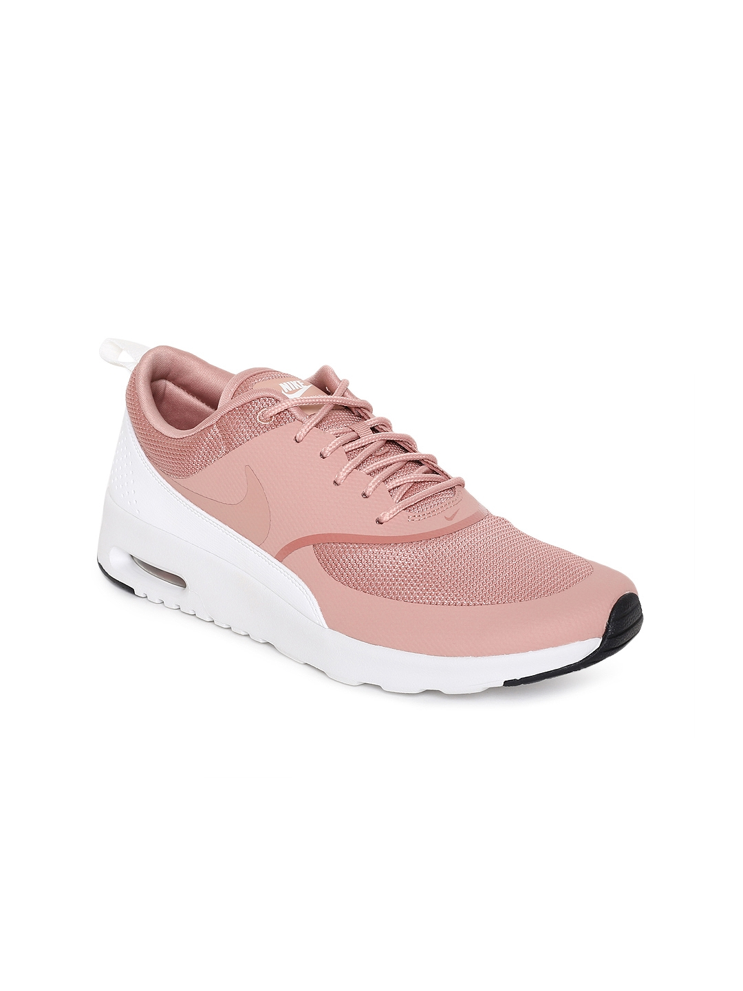watch 88b85 c7ea6 Nike Women Dusty Pink Air Max Thea Running Shoes