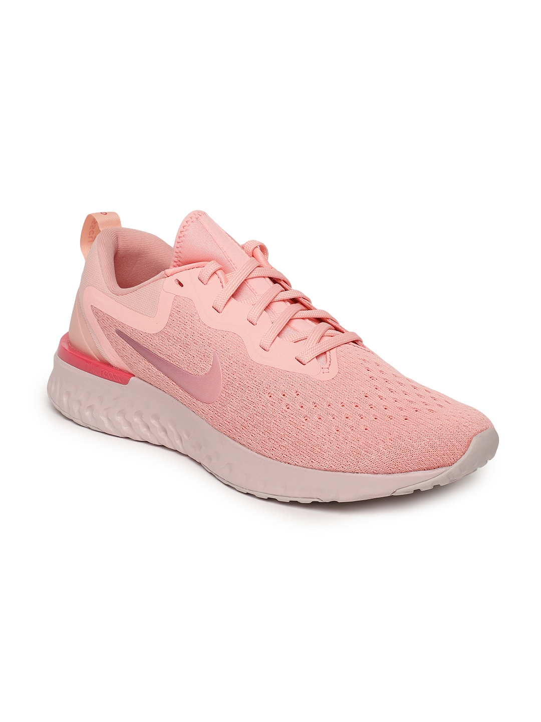 d8c9b32ce2de2 Buy Nike Women Pink Odyssey React Running Shoes - Sports Shoes for ...