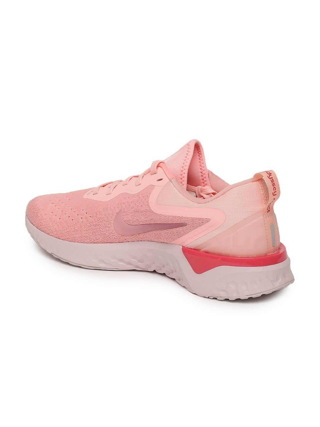 12615e596c3d7 Buy Nike Women Pink Odyssey React Running Shoes - Sports Shoes for ...