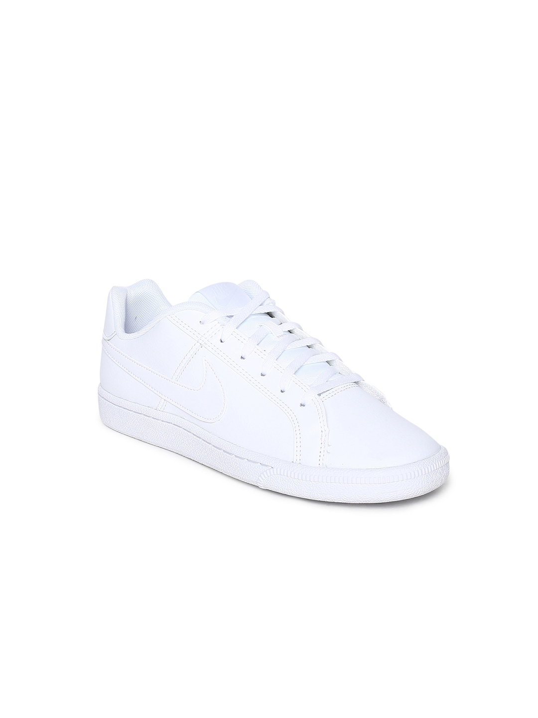 31068f19201dff Buy Nike Boys White Court Royale (GS) Sneakers - Casual Shoes for ...