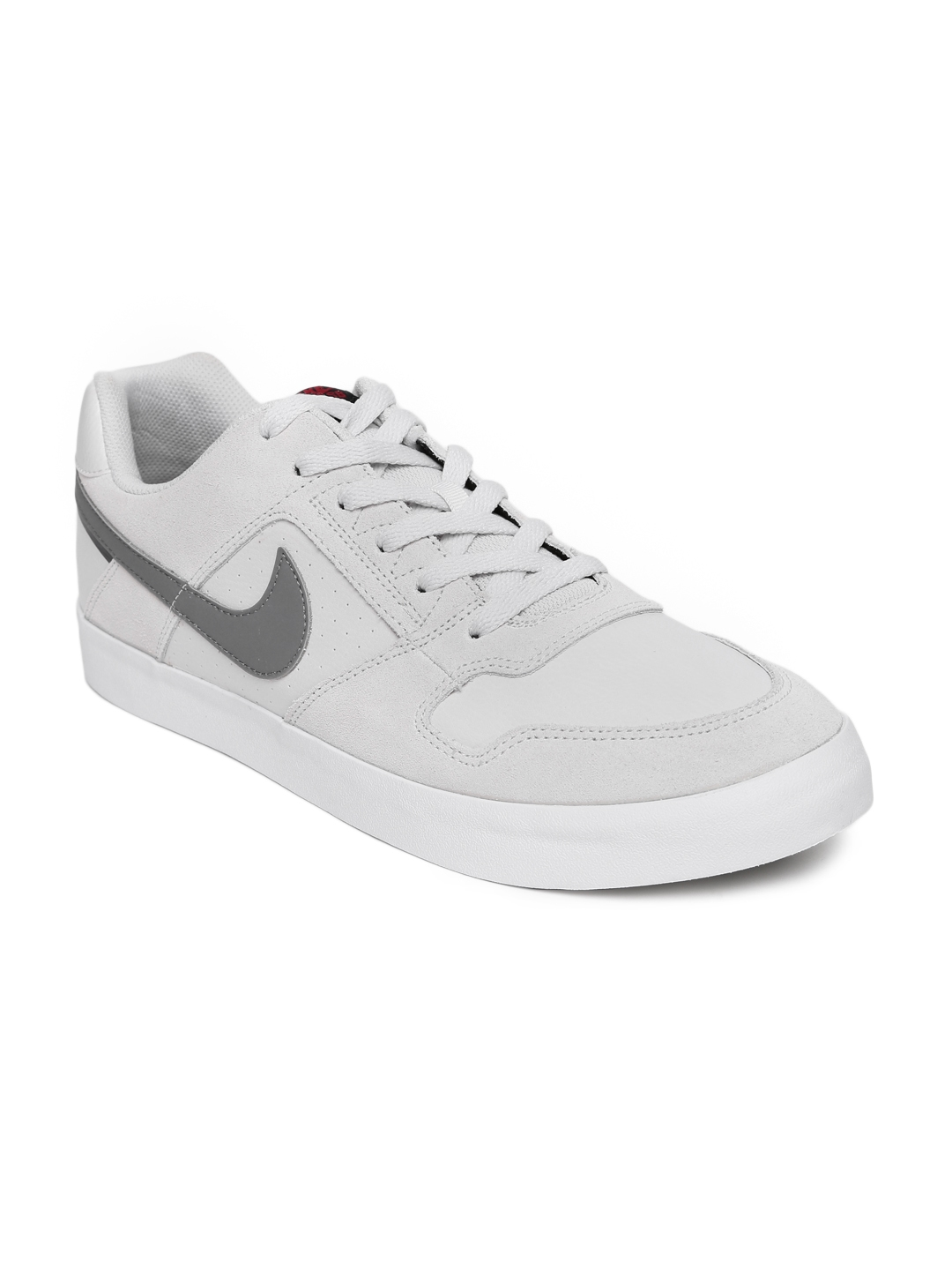 b4dc30e9a815dc Buy Nike Men Grey Delta Force Vulc Skateboarding Shoes - Sports ...