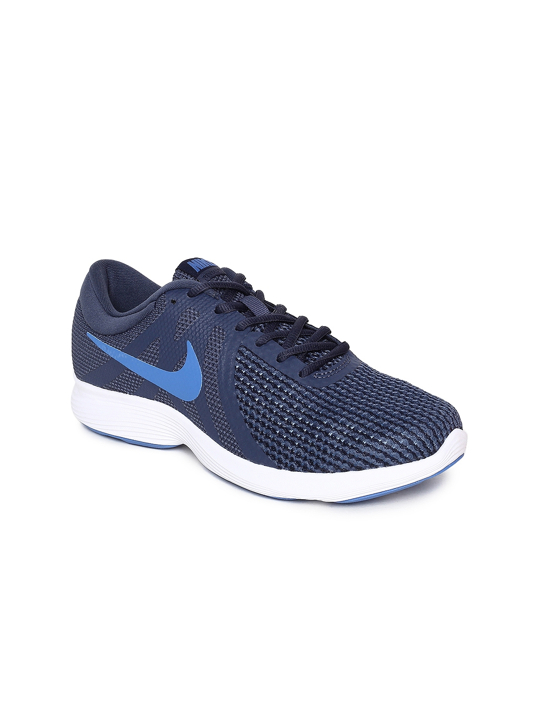 adda98c233a2 Buy Nike Women Blue REVOLUTION 4 Running Shoes - Sports Shoes for ...