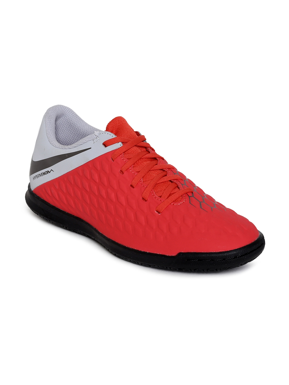 b0f66f7ce Buy Nike Unisex Red Hypervenom 3 Club Football Shoes - Sports Shoes ...