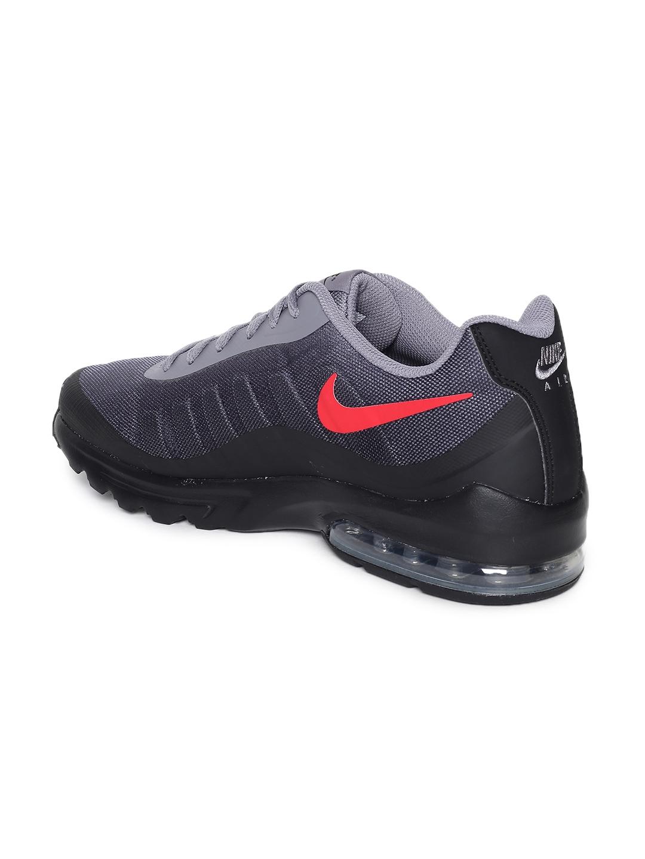 8150c107aa Buy Nike Men Grey AIR MAX INVIGOR PRINT Running Shoes - Sports Shoes ...