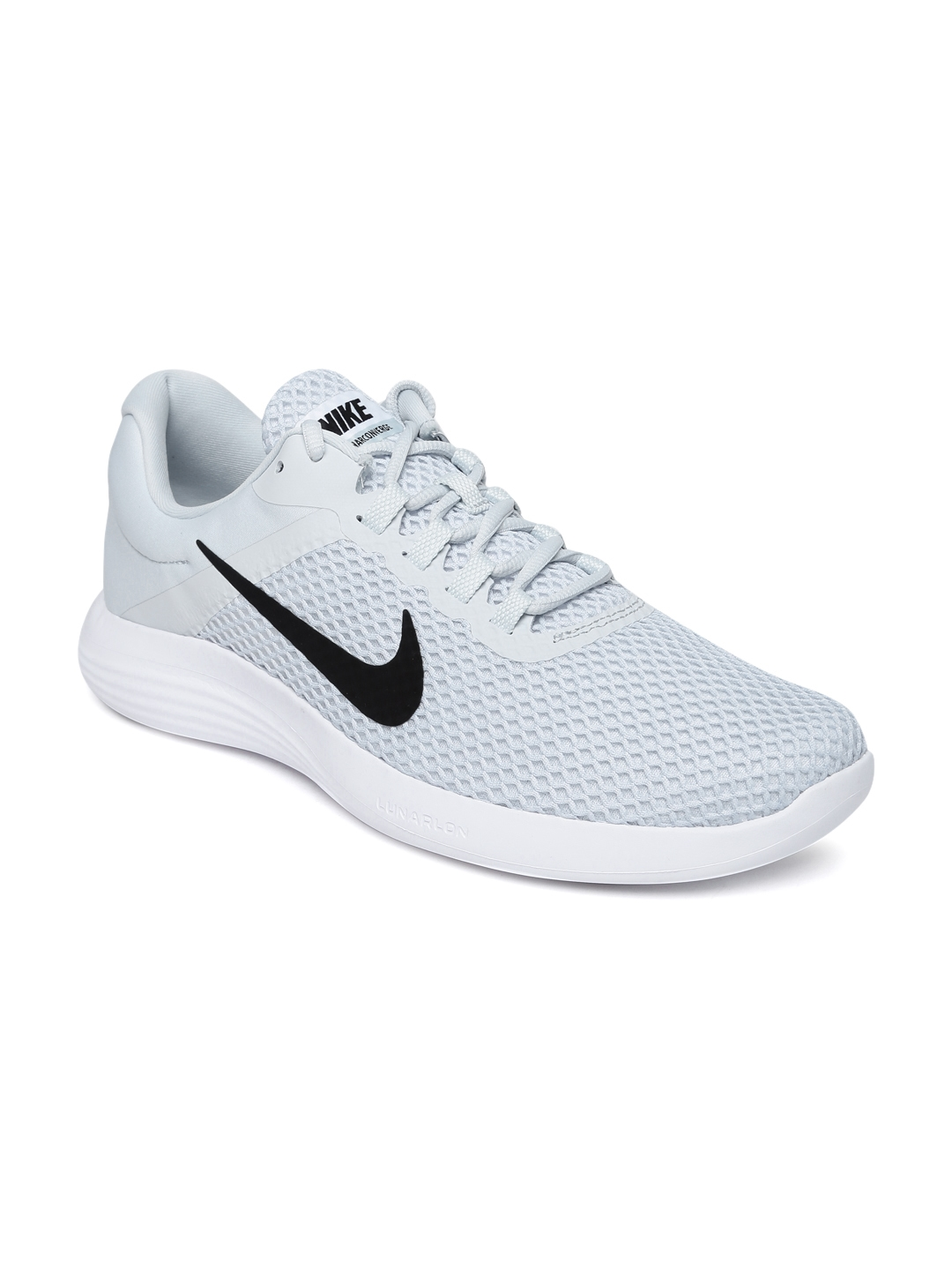 9c5c1cb07333 Buy Nike Men White Lunar Converge 2 Running Shoe - Sports Shoes for ...