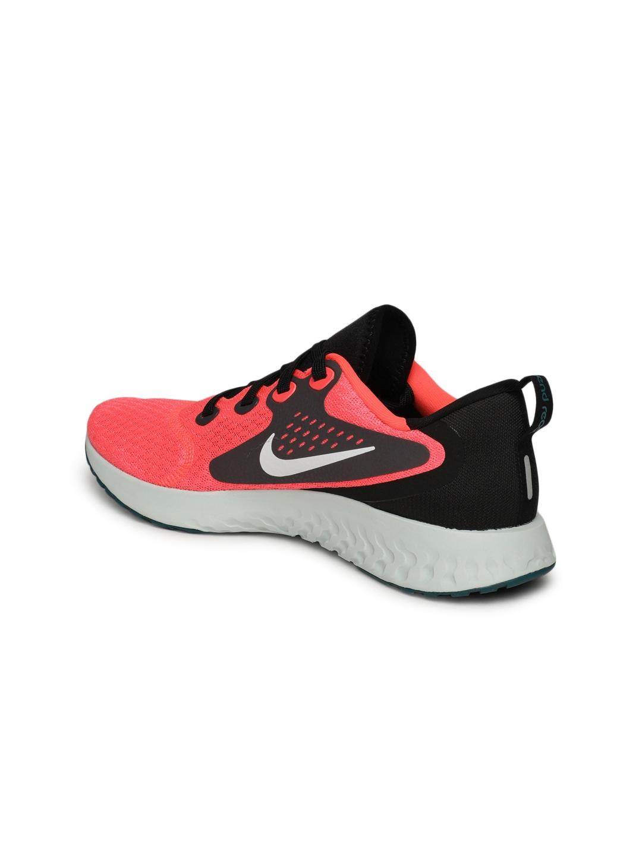 3cb5925b9781 Buy Nike Women Pink   Black Legend React Running Shoe - Sports Shoes ...
