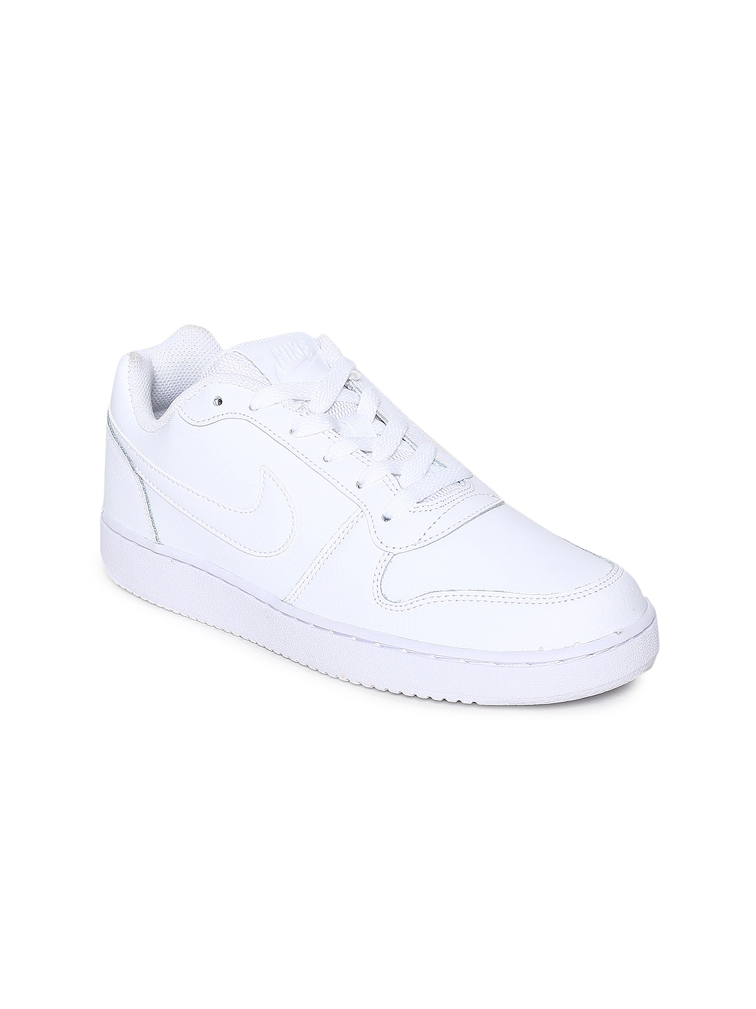 Nike Women White EBERNON LOW Sneakers