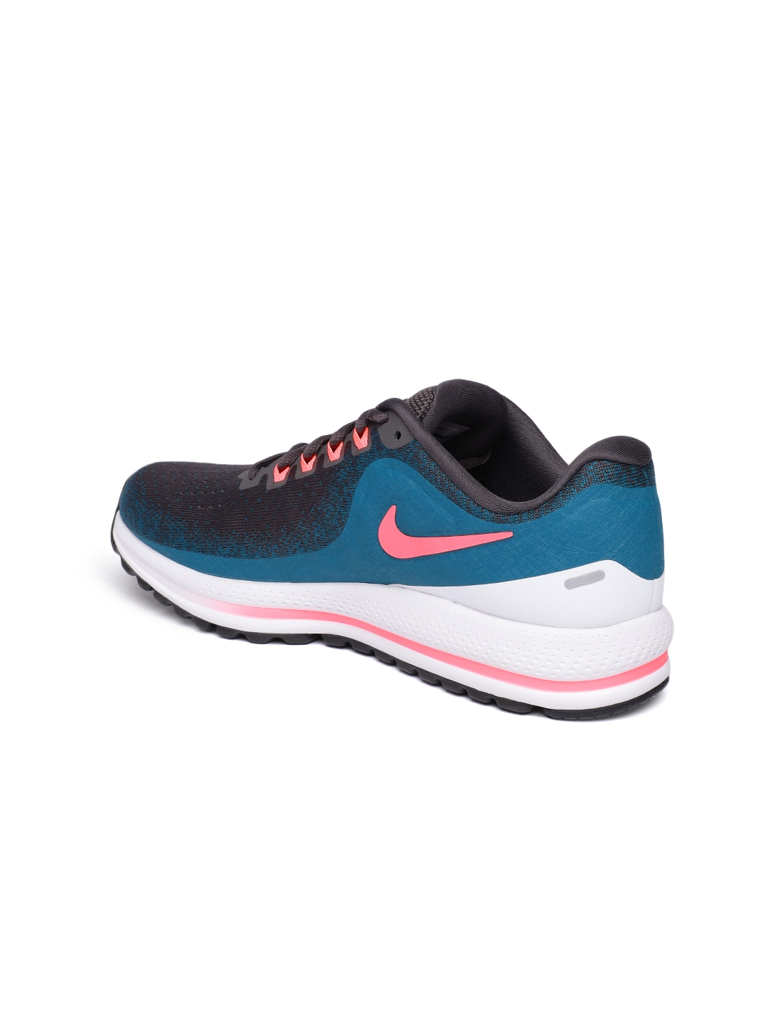 9c951b945ed7 Buy Nike Women Grey Air Zoom Vomero 13 Running Shoes - Sports Shoes ...