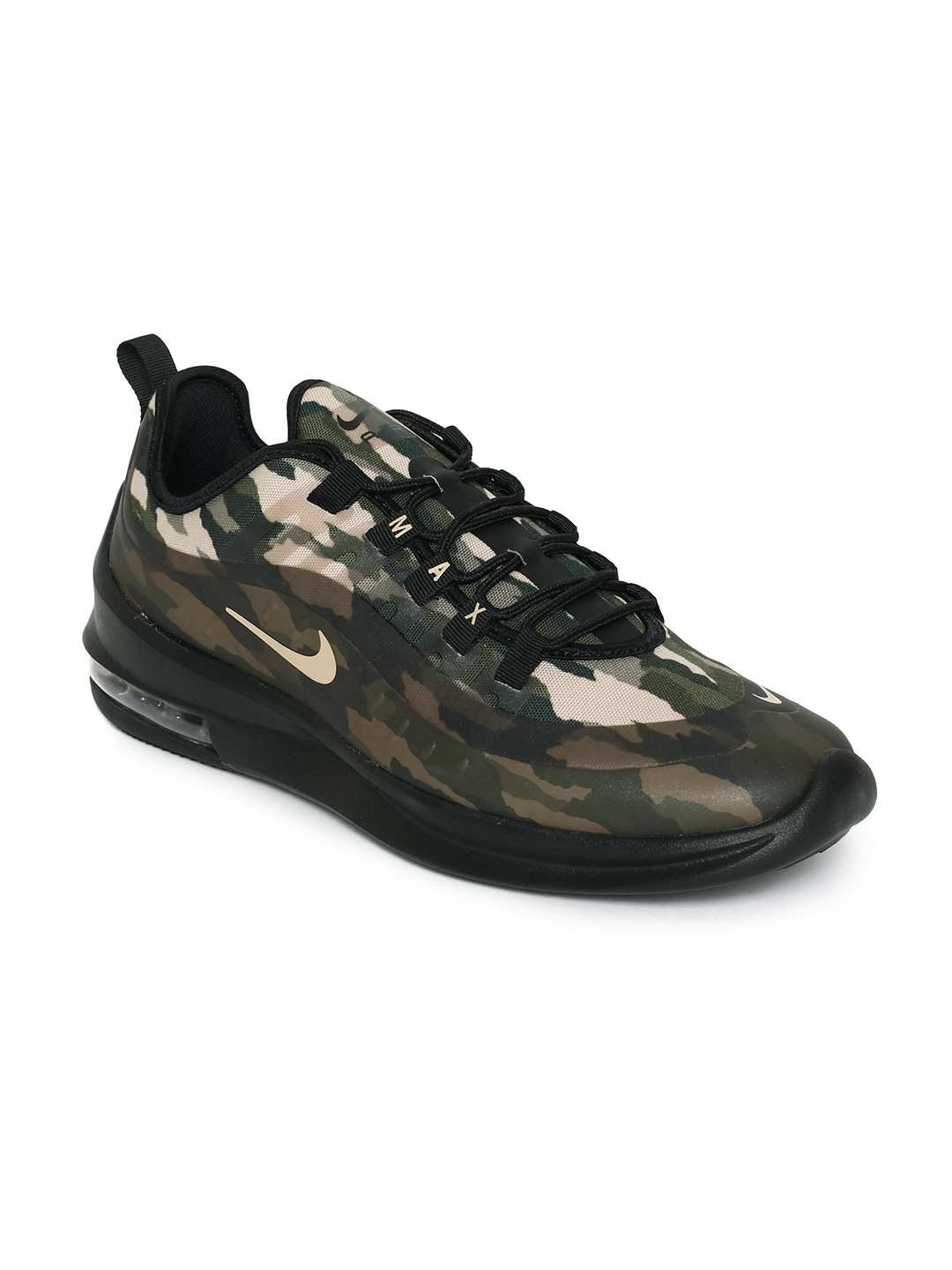 806e7e8c132c Buy Nike Men Black   Olive AIR MAX AXIS PREM Sneakers - Casual Shoes ...