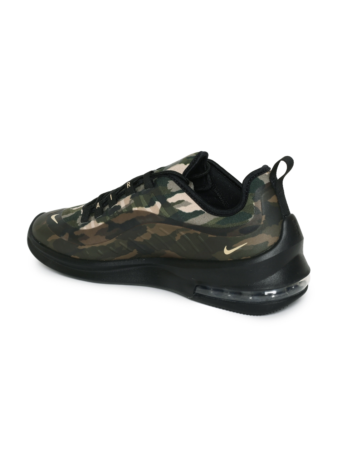 Buy Nike Men Black   Olive AIR MAX AXIS PREM Sneakers - Casual Shoes ... 1581b65eb