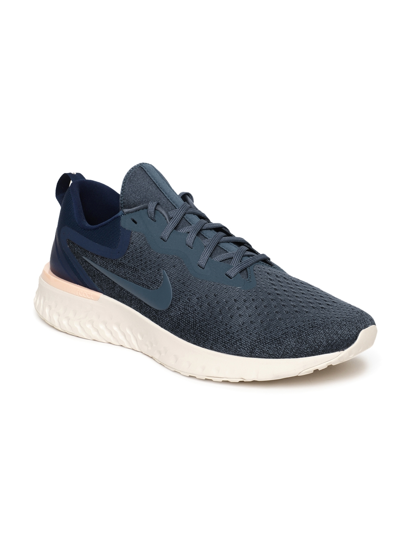 3292e8efd826 Buy Nike Men Blue ODYSSEY REACT Running Shoes - Sports Shoes for Men ...