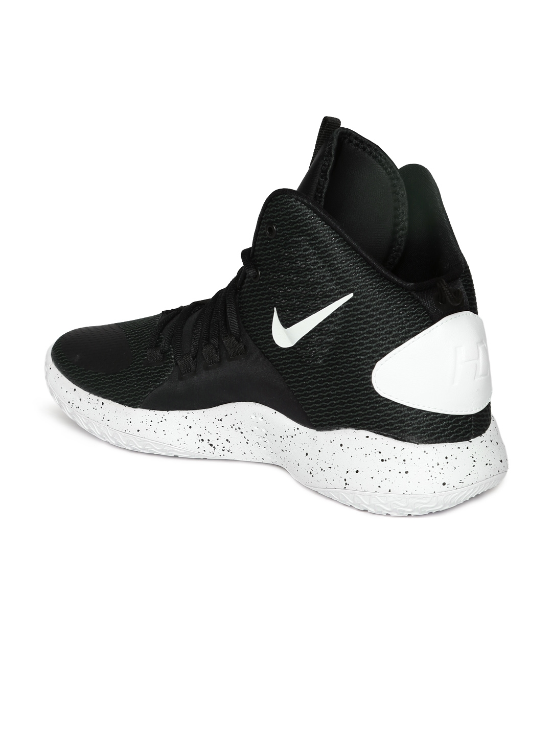 f712d77068e Buy Nike Men Black Hyperdunk X Mid Top Basketball Shoes - Sports ...