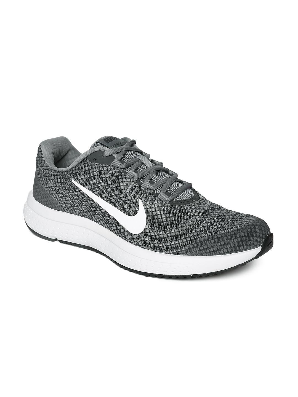 152a57c9c8f79 Buy Nike Men Grey RUNALLDAY Running Shoes - Sports Shoes for Men ...