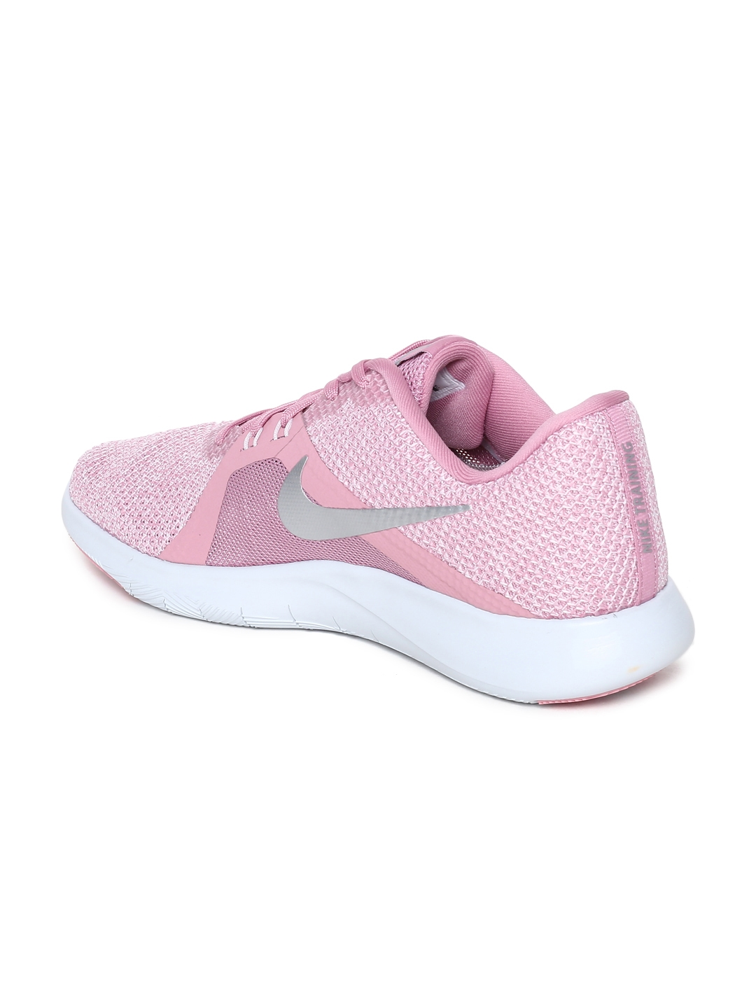 821cce8fde47b Buy Nike Women Pink NIKE FLEX TRAINER 8 Training Shoes - Sports ...